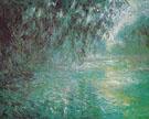 Morning on the Seine 1898 - Claude Monet