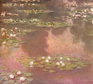 Water Lilies Giverny 1905 - Claude Monet