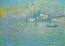 San Giorgio Maggiore Venice 1908 - Claude Monet reproduction oil painting