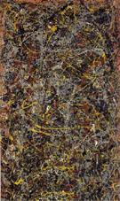 No 5 1948 - Jackson Pollock