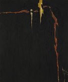 1944 N No 2 1944 - Clyfford Still reproduction oil painting