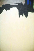 1950 C - Clyfford Still reproduction oil painting
