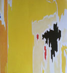 1956 J - Clyfford Still reproduction oil painting
