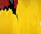 1957 3 - Clyfford Still reproduction oil painting