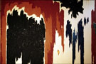 PH 1023 1976 - Clyfford Still reproduction oil painting