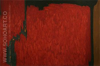 Untitled 1950 - Clyfford Still reproduction oil painting
