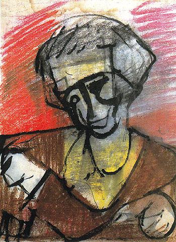 Nijinsky 1947 - Franz Kline reproduction oil painting