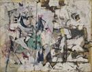 Untitled 1948 - Gabriel Cornelius von Max