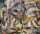 Circumcision January 1946 - Jackson Pollock