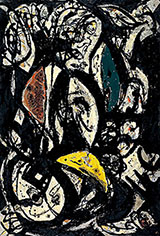 Number 2 1951 - Jackson Pollock