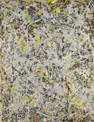 Number 9 1949 - Jackson Pollock