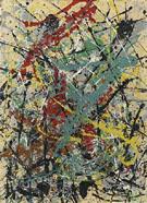 Number 16 1949 - Jackson Pollock