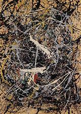 Number 19 1949 - Jackson Pollock