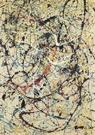 Number 20 - Jackson Pollock
