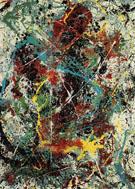 Number 31 2 - Jackson Pollock