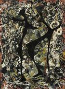 Rhythmical Dance 1948 - Jackson Pollock