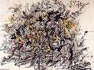 Untitled 15 - Jackson Pollock