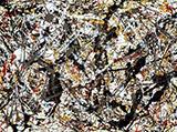 Untitled B - Jackson Pollock