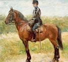 Cavalryman - Jan Hoynck van Papendrecht