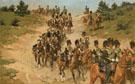 Rigjende Artillerie Op de Heide - Jan Hoynck van Papendrecht