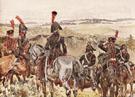 Rijdende Artillerie en Trein 1808 - Jan Hoynck van Papendrecht
