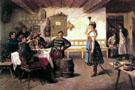 The Flirt 1889 - Koloman Dery