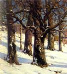 Oaks 1884 - Konstantin Yakovlevich Kryzhitsky reproduction oil painting