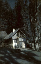 Skit on A Moonlit Night in 1898 - Konstantin Yakovlevich Kryzhitsky