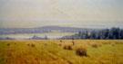 Summer Landscape 1905 - Konstantin Yakovlevich Kryzhitsky