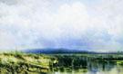 The Storm is Going to 1885 - Konstantin Yakovlevich Kryzhitsky
