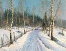 The Way Through the Forest - Konstantin Yakovlevich Kryzhitsky