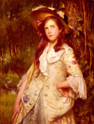 The Young Shepherdess - Lance Calkin