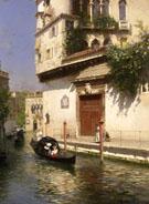 Palazzo Contarni Venice - Rubens Santoro