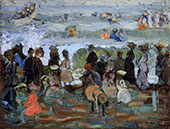 After The Strom - Maurice Prendergast