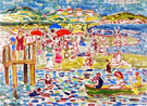 Bathers - Maurice Prendergast