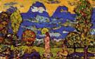 Blue Mountains - Maurice Prendergast