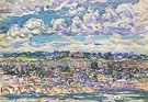 St Malo - Maurice Prendergast reproduction oil painting