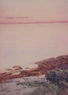 Isles of Shoals A - Childe Hassam reproduction oil painting