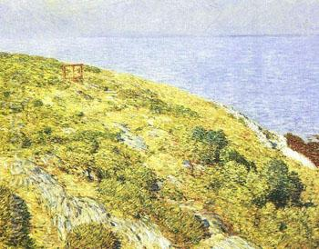 Isles of Shoals C - Dame Laura Knight reproduction oil painting