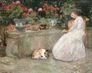 Reading 1888 - Childe Hassam