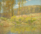 Spring Navesink Highlands 1908 - Childe Hassam reproduction oil painting