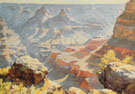 Grand Canyon - Joseph Henry Sharp reproduction oil painting