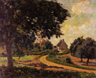 After the Rain 1887 - Armand Guillaumin