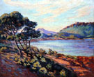 Agay Bay c1910 - Armand Guillaumin
