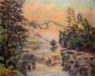 Creuse 1897 - Armand Guillaumin reproduction oil painting