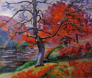 Echo Rock B - Armand Guillaumin reproduction oil painting