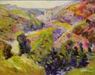 Environs de Crozant - Armand Guillaumin