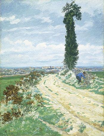 Environs de Paris A - Armand Guillaumin reproduction oil painting