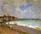 La Manche Landscape - Armand Guillaumin