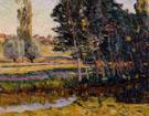 Landscape B - Armand Guillaumin
